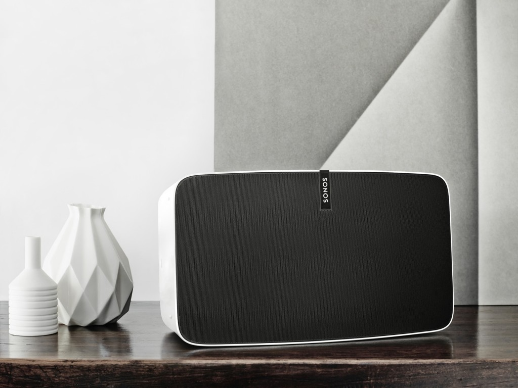 Sonos airplay draadloze audio