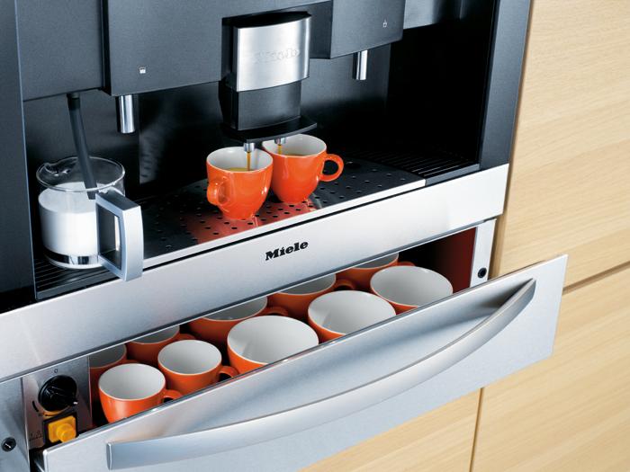 miele koffiezet apparaat inbouw zwart