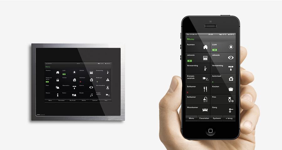 Domotica controller app